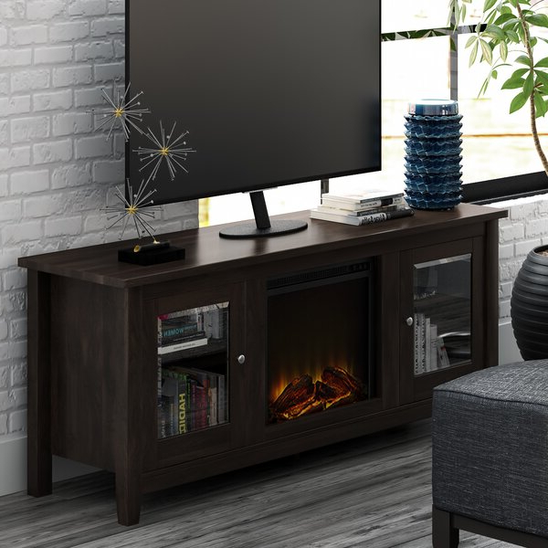 """Bloomfield Tv Stands For Tvs Up To 65"""" With Regard To Preferred Zipcode Design™ Kohn Tv Stand For Tvs Up To 65"""" With (View 2 of 20)"""