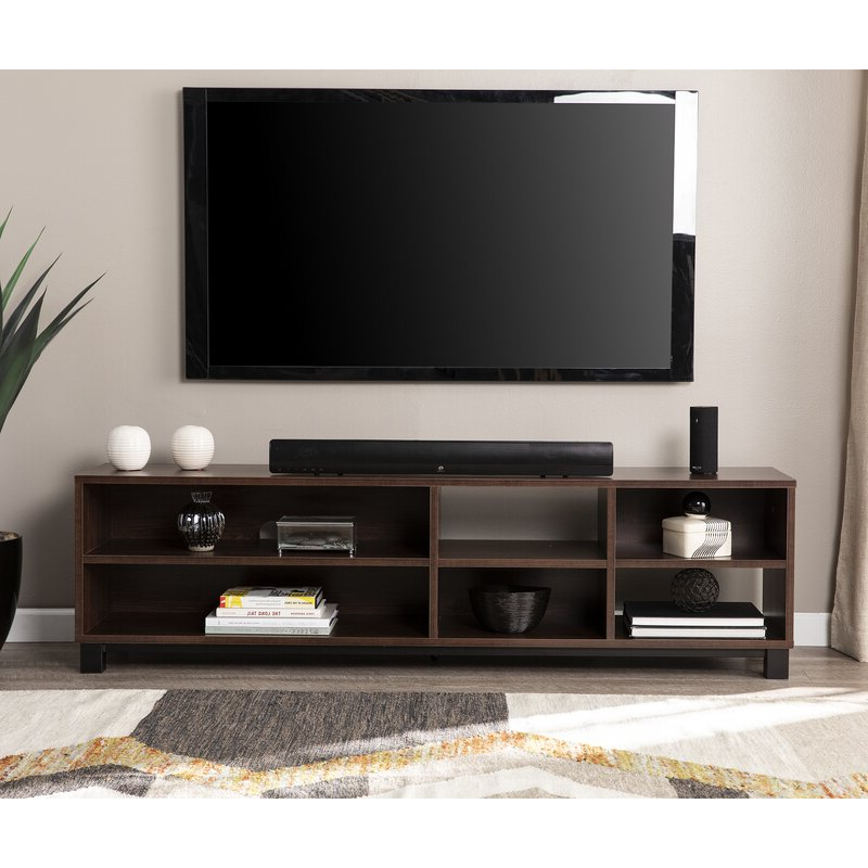 """Brayden Studio Landyn Tv Stand For Tvs Up To 70"""" & Reviews For Popular Huntington Tv Stands For Tvs Up To 70"""" (View 2 of 20)"""