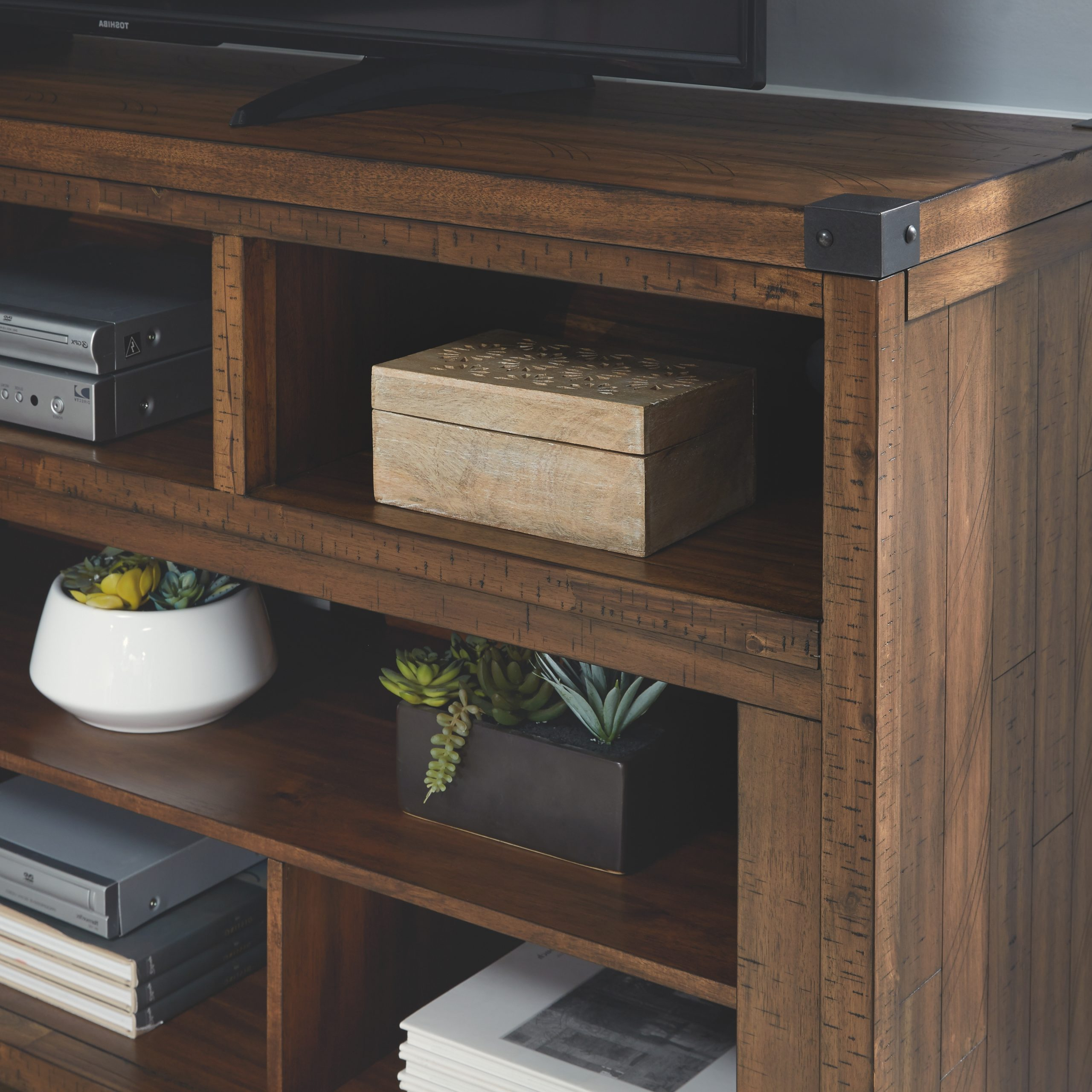 """Buckley Tv Stands For Tvs Up To 65"""" With Favorite Royard 65"""" Tv Stand (View 11 of 20)"""