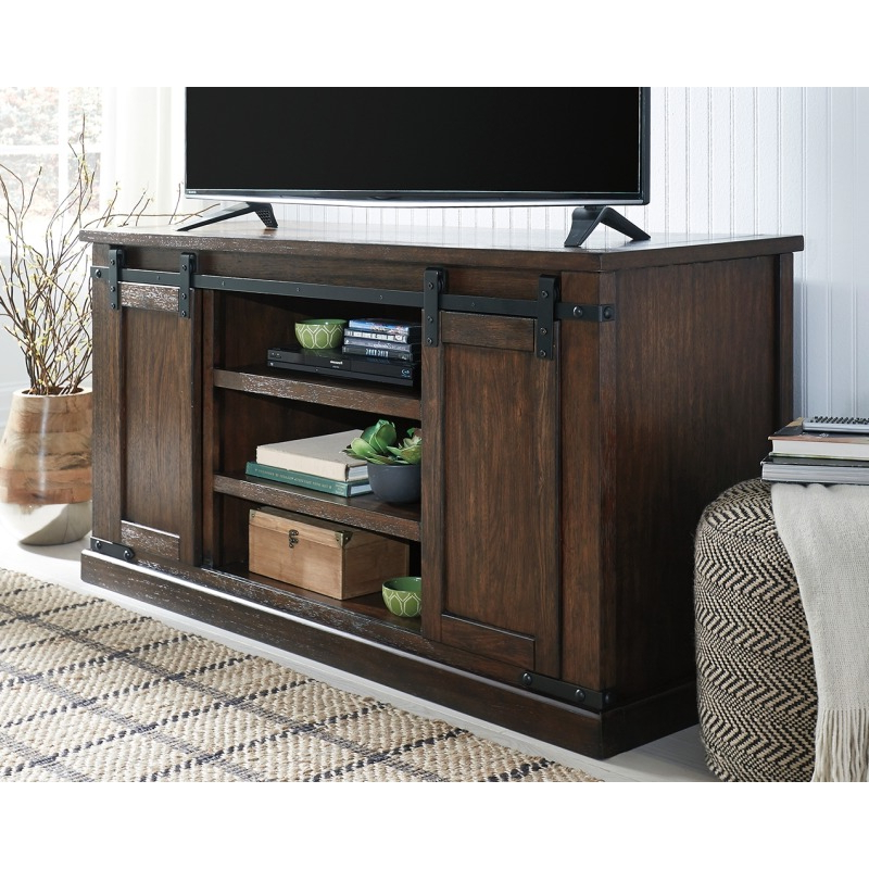 """Budmore 60"""" Tv Standsignature Designashley – W562 For Most Recent Whittier Tv Stands For Tvs Up To 60"""" (View 14 of 20)"""