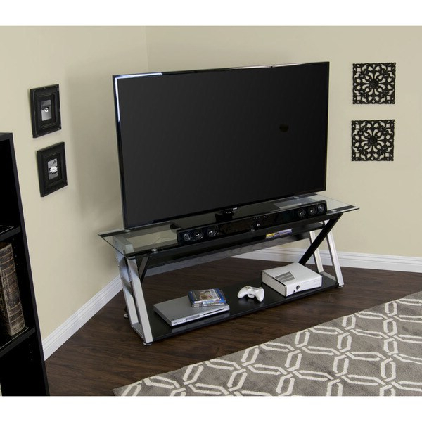Calico Designs Colorado 56 Inch Tv Stand – 17317605 Pertaining To Preferred Kemble Tv Stands For Tvs Up To (View 8 of 20)