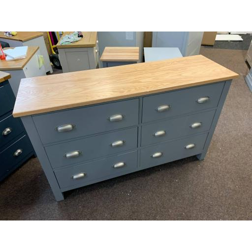 """Chest Of Drawers With Widely Used Kinston 74"""" Wide 4 Drawer Pine Wood Sideboards (View 2 of 20)"""