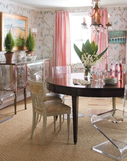 Chinoiserie Chic – Using Sisal, Jute, Or Seagrass Rugs Inside Favorite Babbie Sideboards (View 14 of 20)
