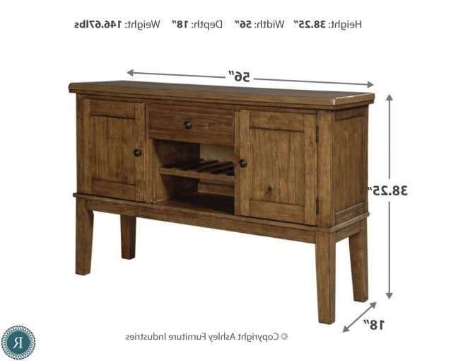 """Coleman Furniture For Well Known Marple 42"""" Wide 2 Drawer Servers (View 5 of 20)"""