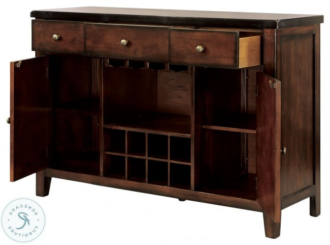 """Coleman In Preferred Marple 42"""" Wide 2 Drawer Servers (View 8 of 20)"""