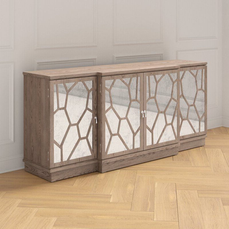 """Coles 72 Wide Sideboards With Fashionable Dormody 72"""" Wide Sideboard & Reviews (View 5 of 20)"""