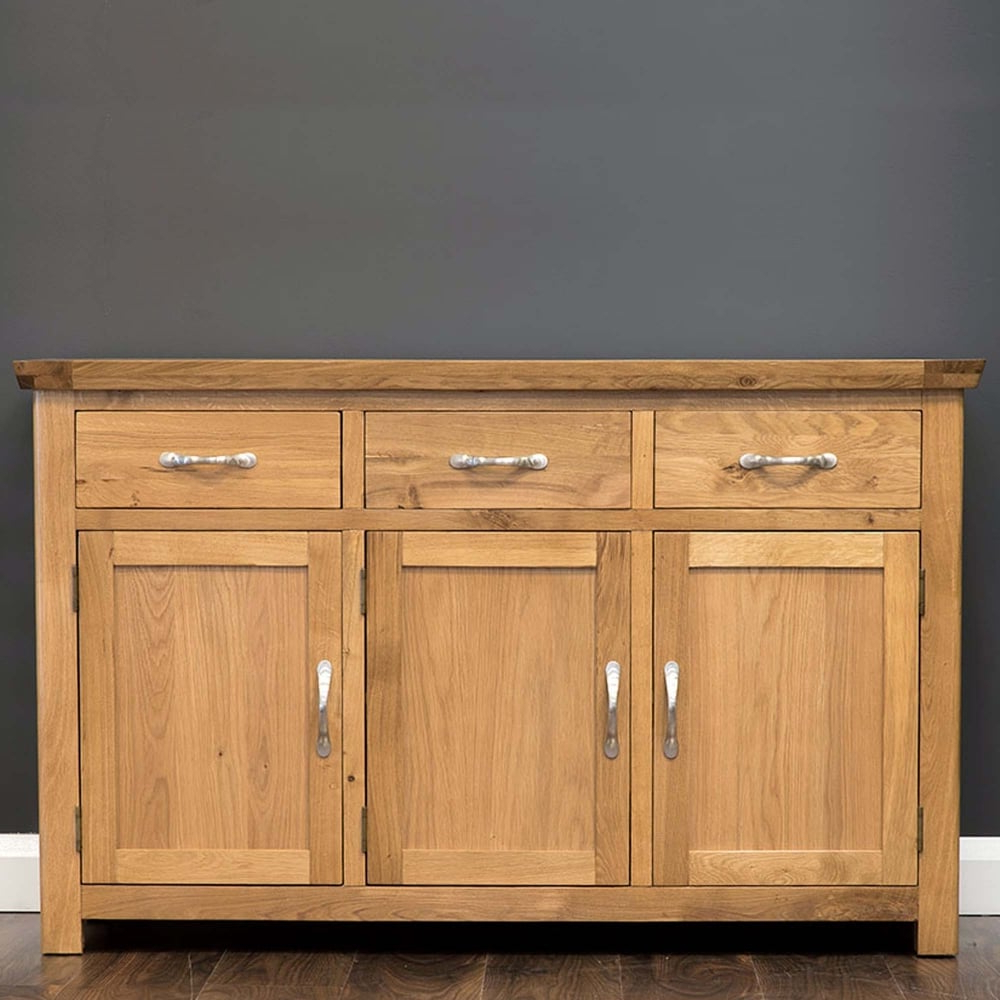 Featured Photo of 3 Drawer Sideboards