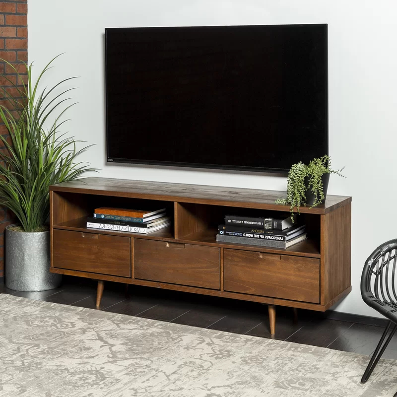 """Current Adrien Tv Stands For Tvs Up To 65"""" Pertaining To Gervais Tv Stand For Tvs Up To 65"""" In (View 10 of 20)"""