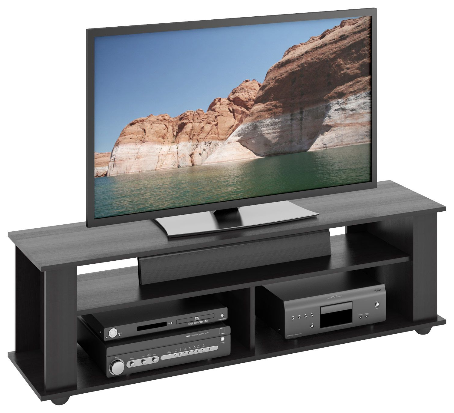 """Current Luxury 65 Inch Wood Tv Stand Check More At Http Throughout Adrien Tv Stands For Tvs Up To 65"""" (View 13 of 20)"""