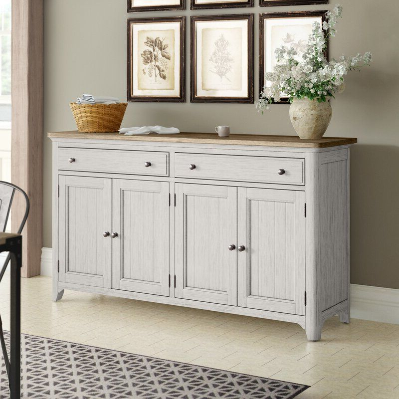 """Current Palisade 68"""" Wide Sideboards For Konen 68"""" Wide 2 Drawer Sideboard (View 12 of 20)"""