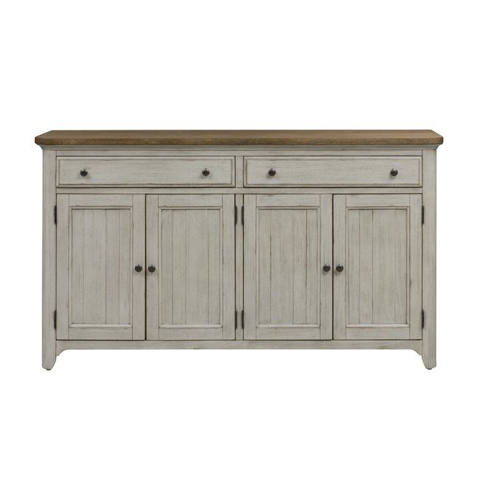 """Current Palisade 68"""" Wide Sideboards With Regard To Konen 68'' Wide 2 Drawer Sideboard (View 5 of 20)"""