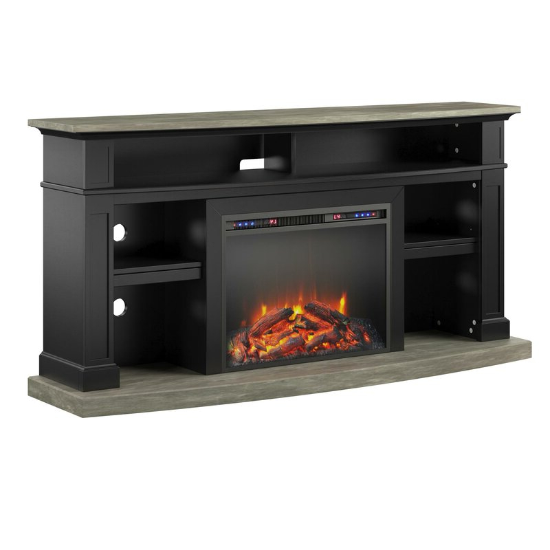"""Darby Home Co Georgie Tv Stand For Tvs Up To 65"""" With Pertaining To Most Recent Bloomfield Tv Stands For Tvs Up To 65"""" (View 16 of 20)"""