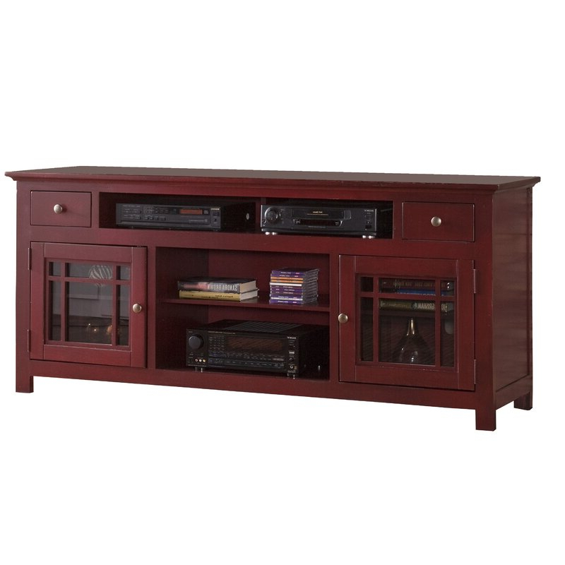 """Darby Home Co Julee Tv Stand For Tvs Up To 78"""" & Reviews Inside Favorite Ira Tv Stands For Tvs Up To 78"""" (View 8 of 20)"""