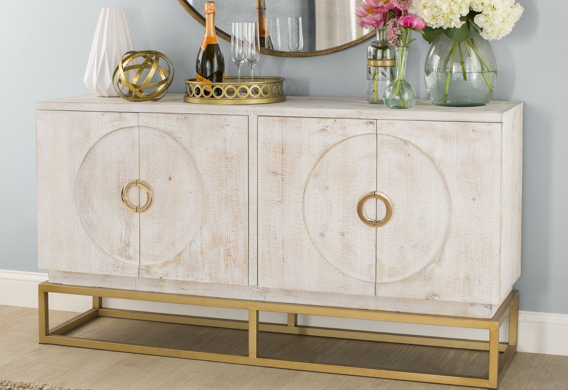 """Featured Photo of Heurich 59"""" Wide Buffet Tables"""