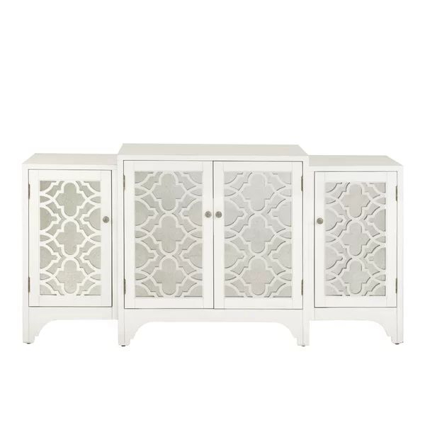 """Dining Room Spaces Within Kidham 68"""" Wide Sideboards (View 11 of 20)"""