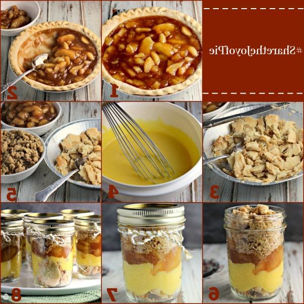 Easy Apple Pie Parfait Jars (View 12 of 20)