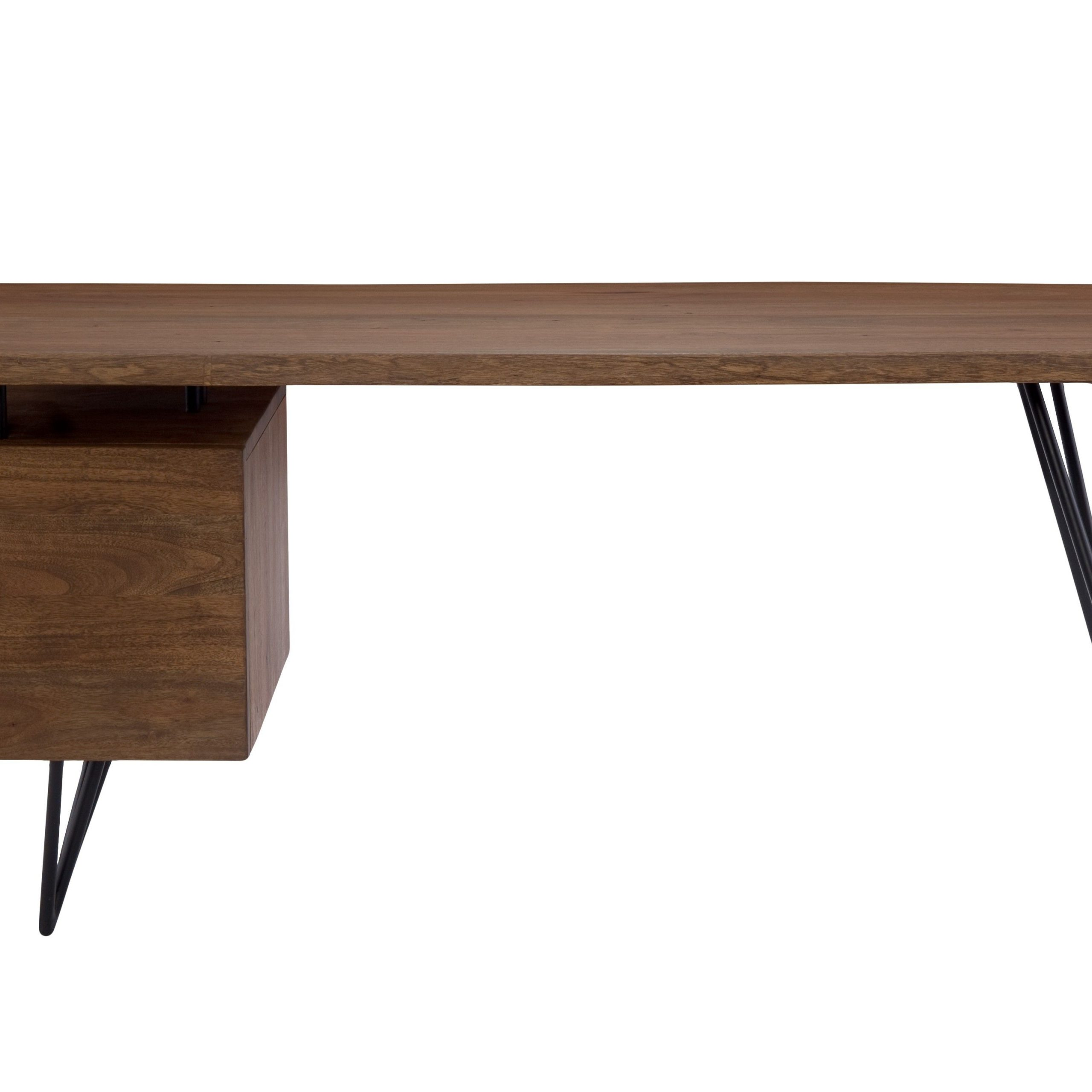 """Electra 46"""" Wide 4 Drawer Acacia Wood Buffet Tables In Most Recently Released All Modern, All The Time (View 6 of 17)"""