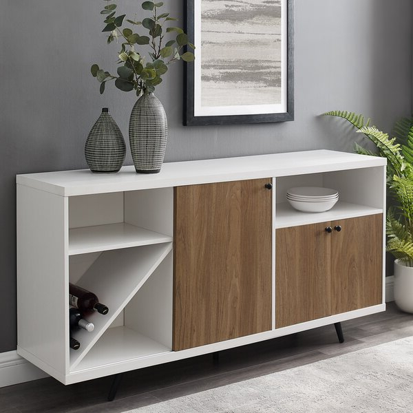 """Eskew 60"""" Wide Sideboards With Regard To Most Recent Ivy Bronx Kronberg 60"""" Wide Sideboard & Reviews (View 10 of 20)"""