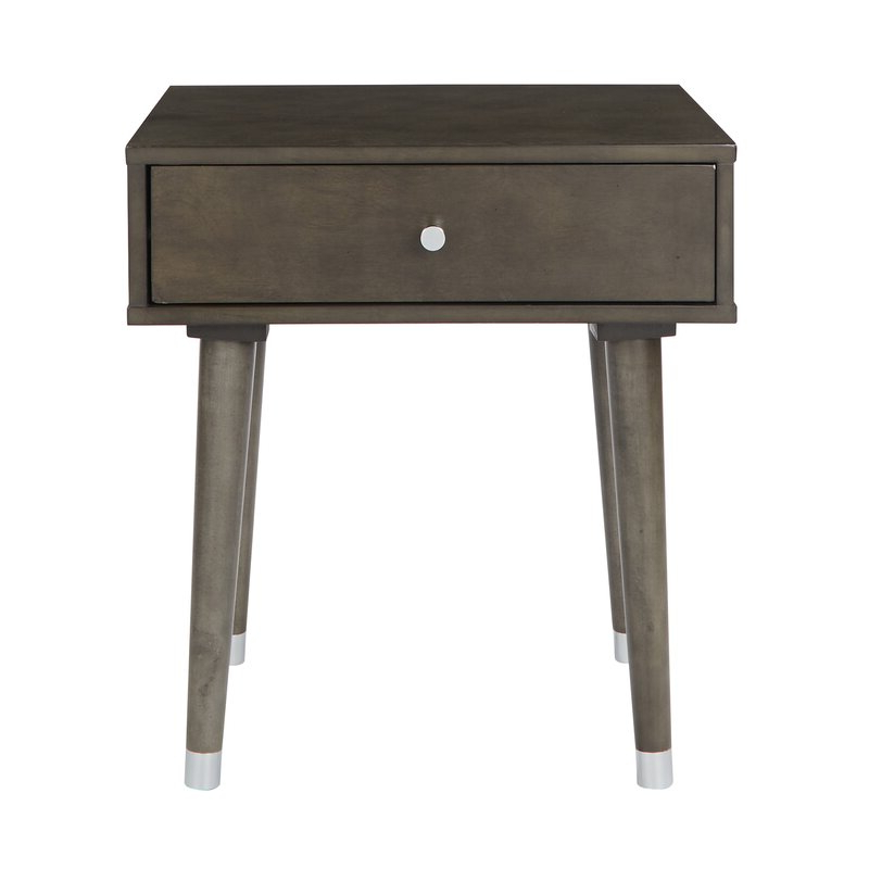 Famous George Oliver Yearby End Table (View 15 of 20)