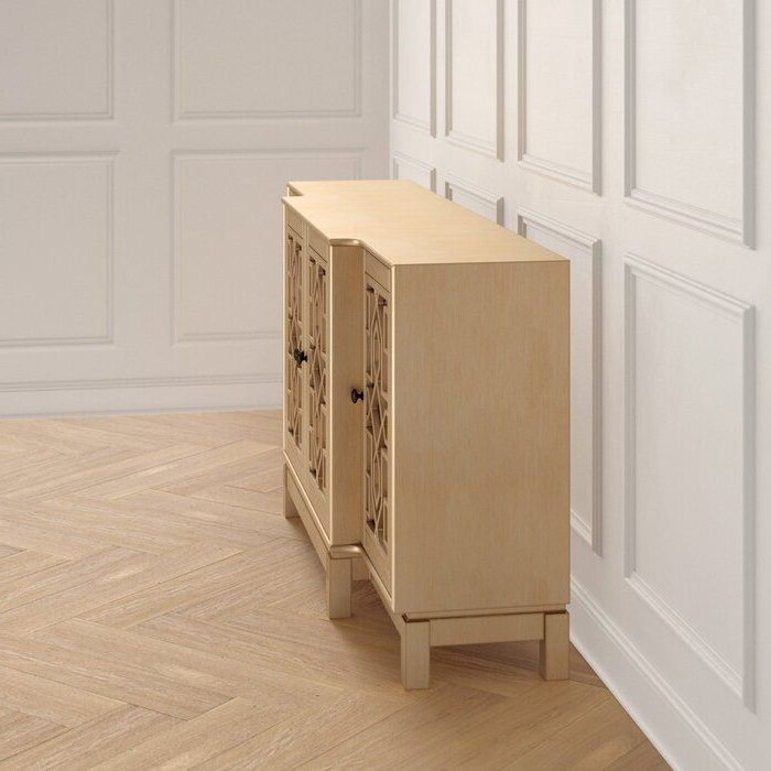 """Famous Johanna 70"""" Wood Sideboard (View 6 of 20)"""
