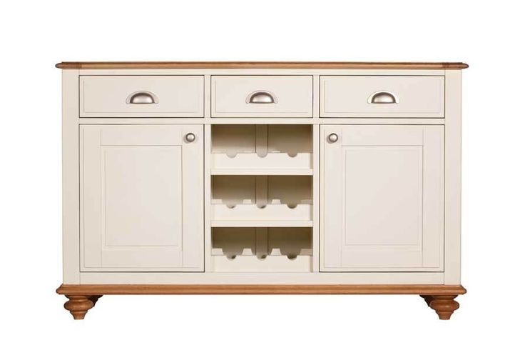 Famous St Ives Wide Sideboard With Wine Rack (View 6 of 20)