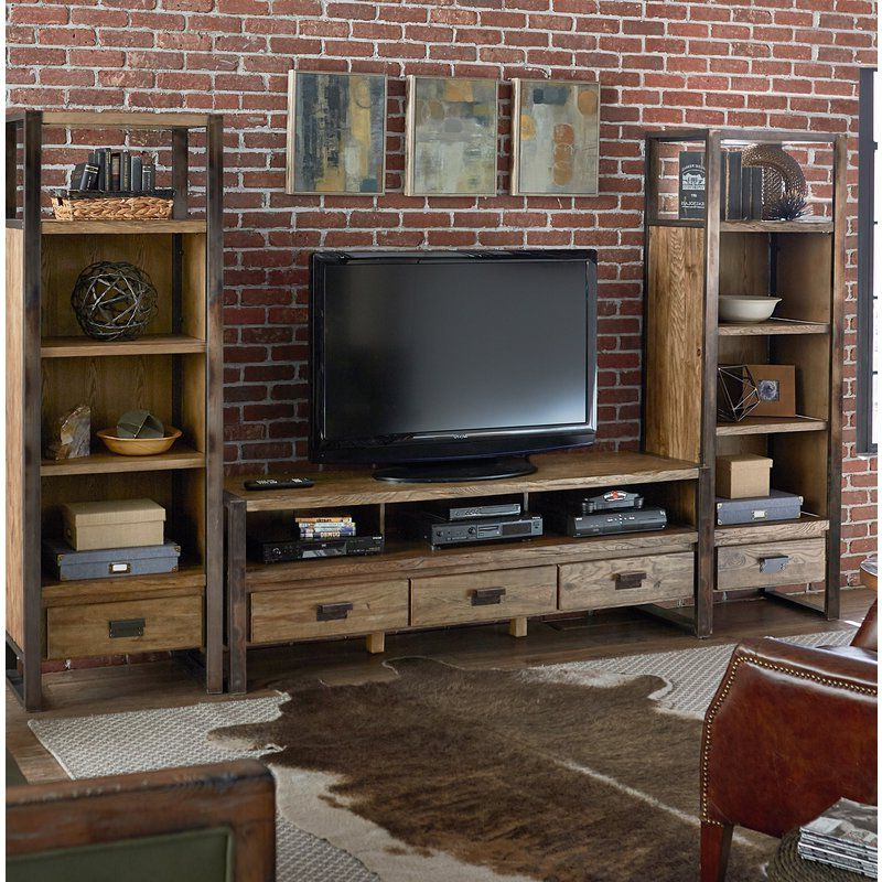 """Fashionable Cecily Tv Stand For Tvs Up To 75"""" With Piers (View 15 of 20)"""