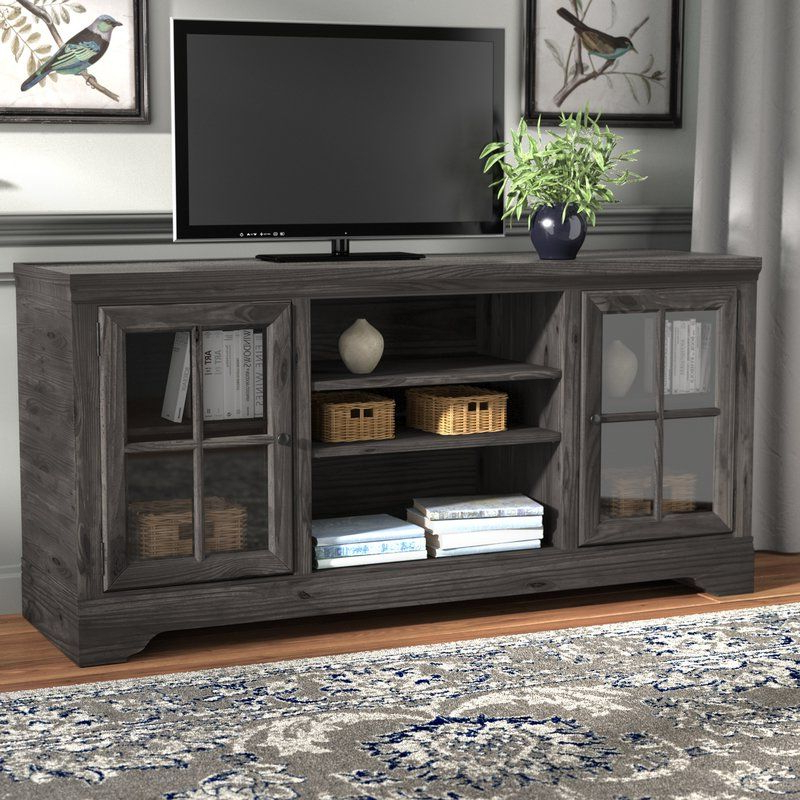 """Favorite Blaire Solid Wood Tv Stands For Tvs Up To 75 With Regard To Zurich Tv Stand For Tvs Up To 75"""" (View 8 of 20)"""