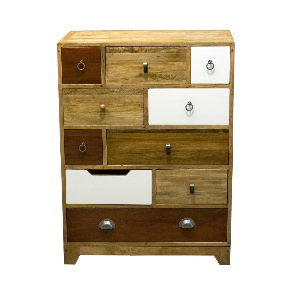 Favorite Instrument Multi Colour, Mango Tall Chest Of Drawers (View 19 of 20)