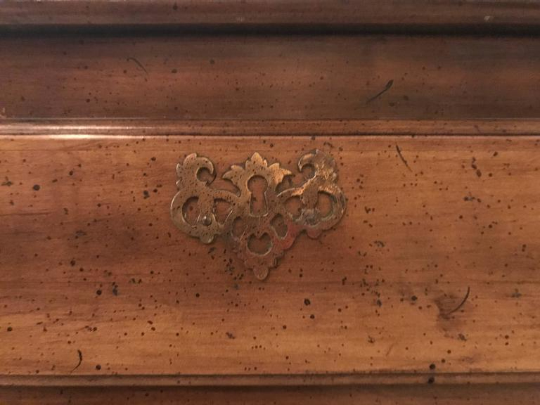 Favorite Vintage Queen Anne One Over Three Drawer Server For Sale For Stotfold (View 5 of 20)