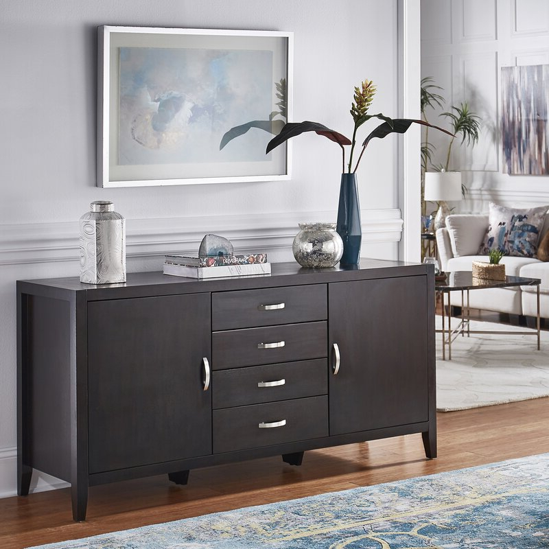 """Findley 66"""" Wide Sideboards Pertaining To 2020 Red Barrel Studio® Gerrard (View 12 of 20)"""