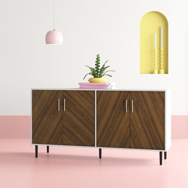 """Fritch 58"""" Wide Sideboards In Famous Keiko 58"""" Wide Sideboard In  (View 15 of 20)"""
