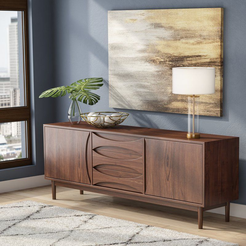 """Furniture, Home Decor, Decor Within Widely Used Northwood 72"""" Wide Mango Wood Buffet Tables (View 8 of 20)"""
