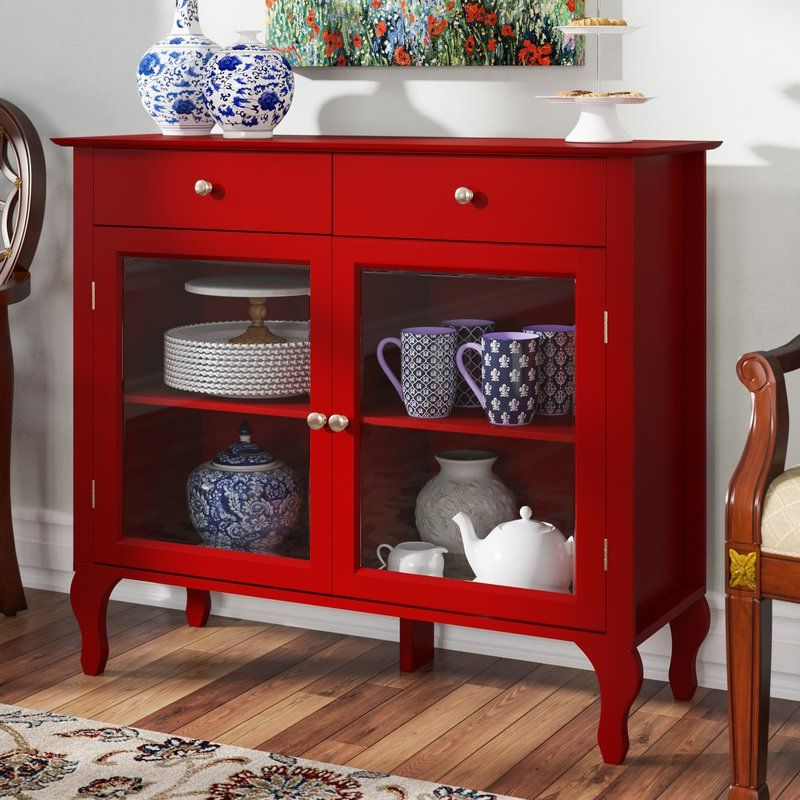 """Furniture, Traditional Within Newest 42"""" Wide Sideboards (View 15 of 20)"""