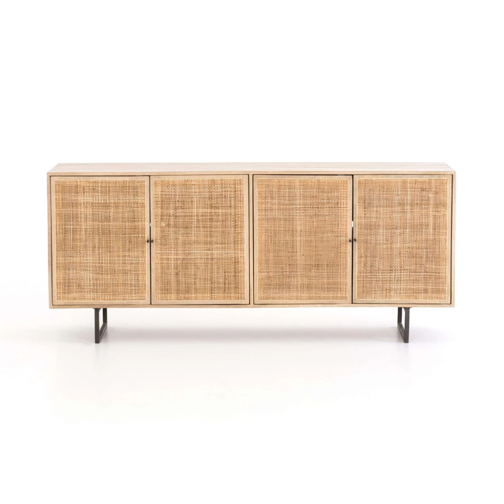 """Furniture With Maddox 80"""" Wide Mango Wood Sideboards (View 13 of 20)"""