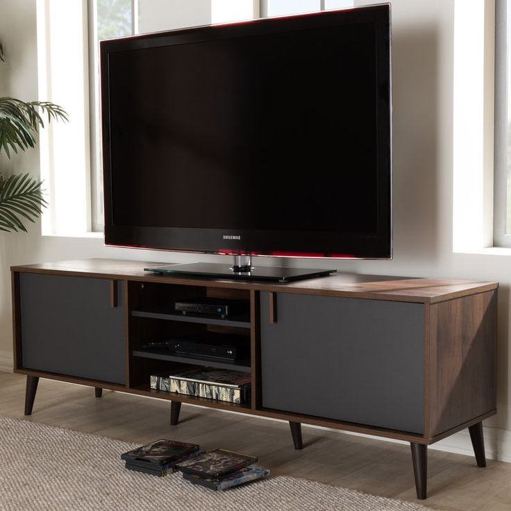 Grey Tv Stand, Tv (View 12 of 20)