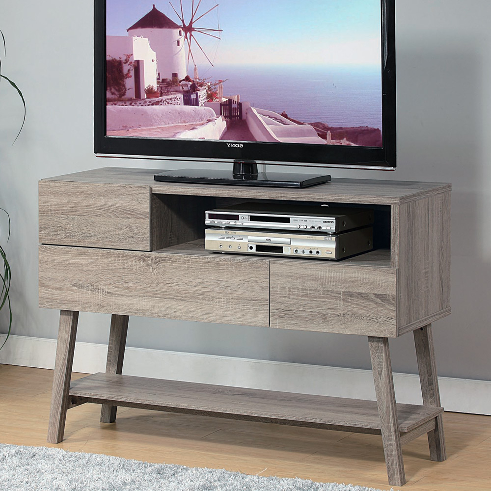 Home Buffet Dining Server Storage Tv Stand Console Table Pertaining To Trendy Pixley  (View 19 of 20)