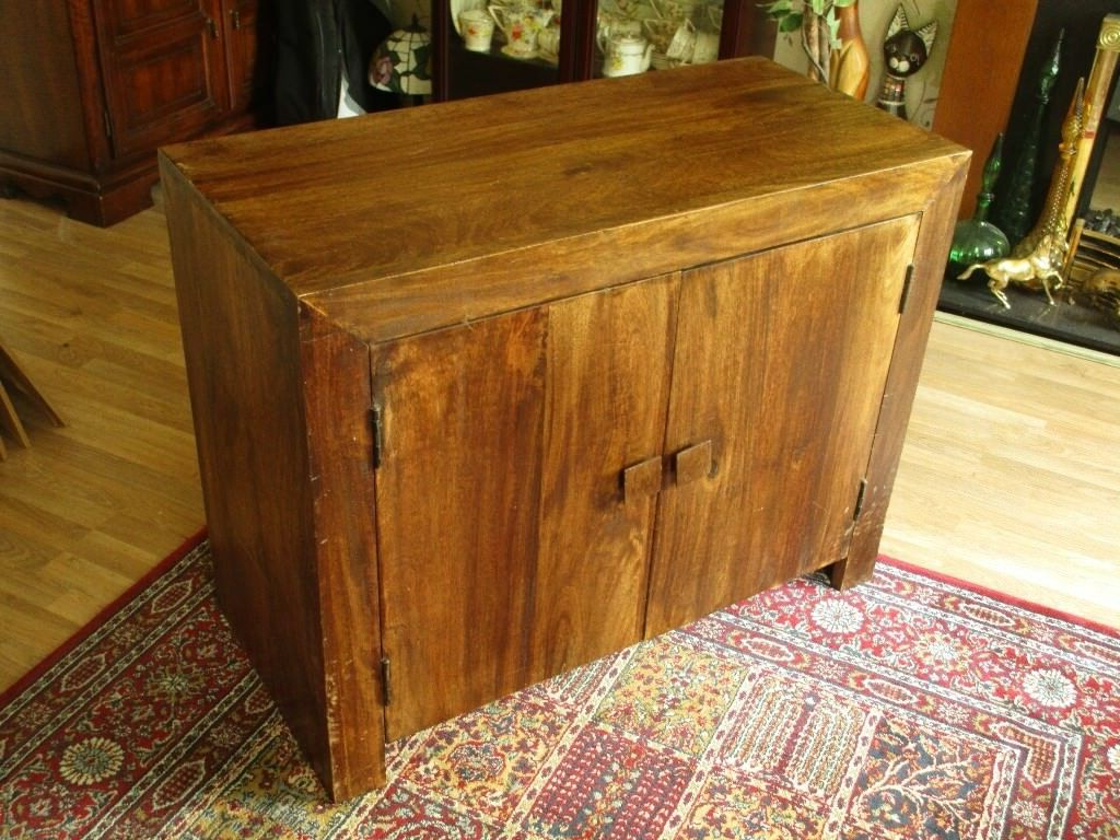"""In Throughout 2020 Maddox 80"""" Wide Mango Wood Sideboards (View 14 of 20)"""