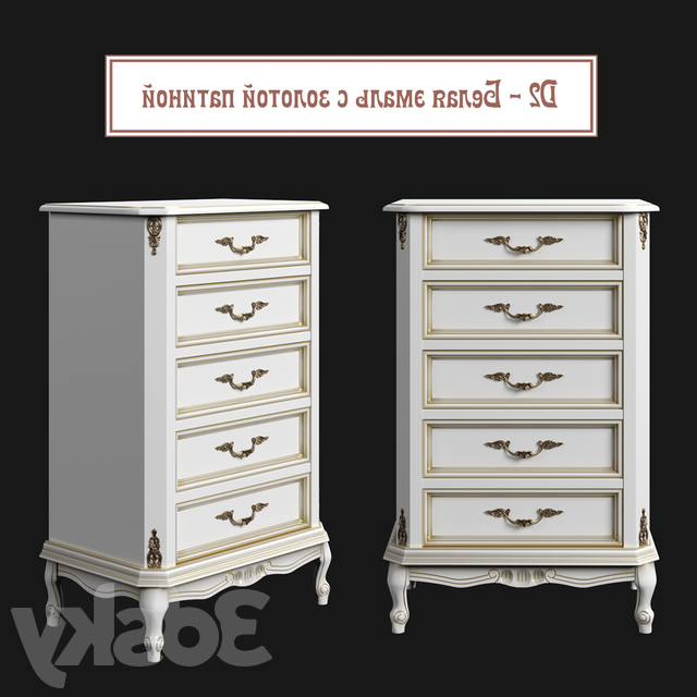 """Ismay 56"""" Wide 3 Drawer Sideboards Regarding Most Recently Released 3d Models: Sideboard & Chest Of Drawer – Om Ravanti (View 16 of 20)"""