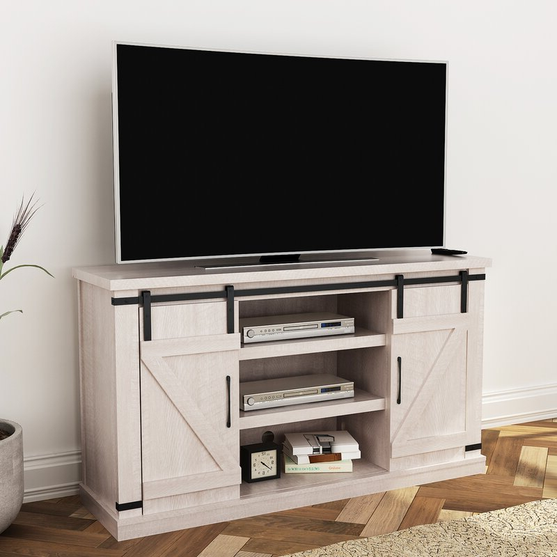 """Jace Tv Stands For Tvs Up To 58"""" In Well Known Gracie Oaks Lakeside Tv Stand For Tvs Up To 58"""" & Reviews (View 7 of 20)"""