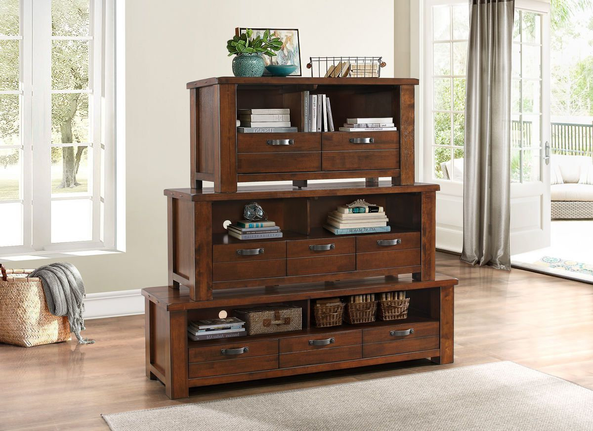 """Jace Tv Stands For Tvs Up To 58"""" Throughout 2020 Santos Collection 58"""" Tv Standhomelegance (View 16 of 20)"""