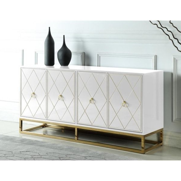 """Jakobe 66"""" Wide Sideboards Intended For Most Up To Date Overstock: Online Shopping – Bedding, Furniture (View 10 of 20)"""