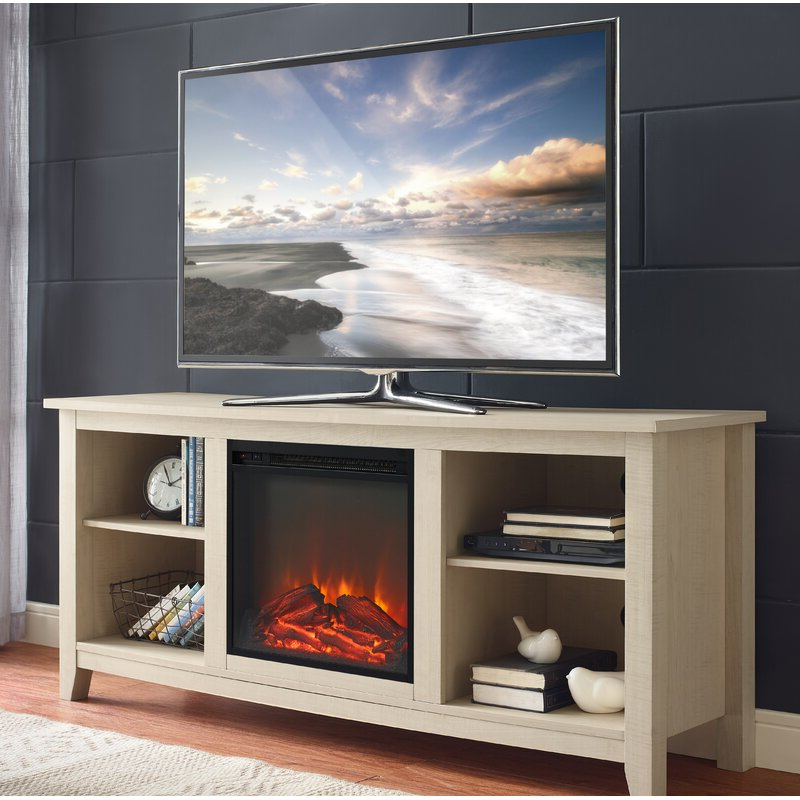 """Josie Tv Stands For Tvs Up To 58"""" Pertaining To Popular Brambly Cottage Annetta Tv Stand For Tvs Up To  (View 19 of 20)"""