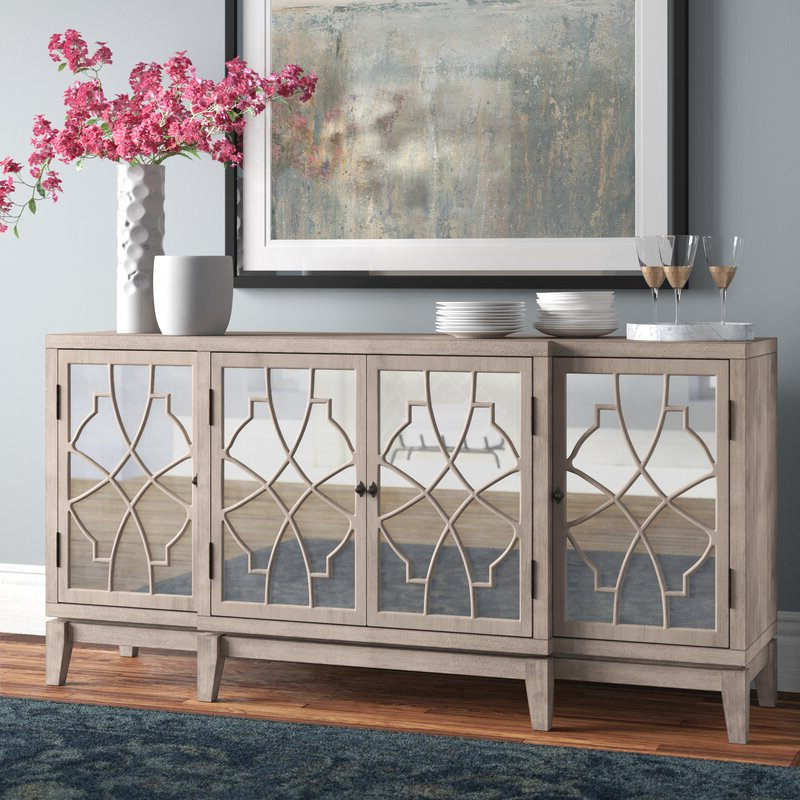 """Joss & Main Kendall 72"""" Wide Sideboard & Reviews Inside Most Popular Coles 72 Wide Sideboards (View 11 of 20)"""