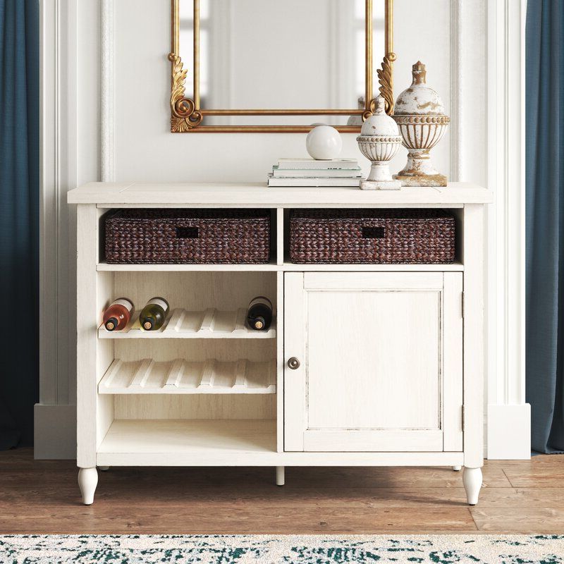 """Kelly Clarkson Home Eminence 48"""" Wide Server & Reviews In Latest Dostie 48"""" Wide Buffet Tables (View 14 of 20)"""