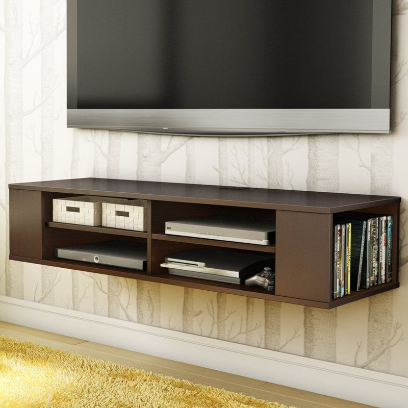 """Kemble Tv Stands For Tvs Up To 56 Intended For Fashionable Tv Stand For Tvs Up To 55"""" City Life (avec Images (View 20 of 20)"""