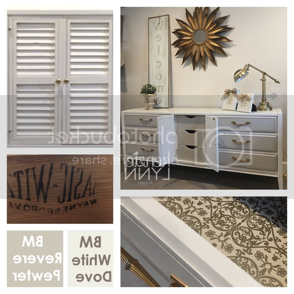 Kenzie Lynn Designs: For Sale Renewed Furniture Inside Most Recently Released Revere (View 3 of 20)