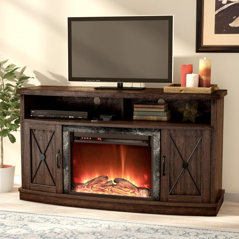 """Khia Tv Stands For Tvs Up To 60"""" With 2019 Darby Home Co Schuyler Tv Stand For Tvs Up To 60 Inches (View 16 of 20)"""