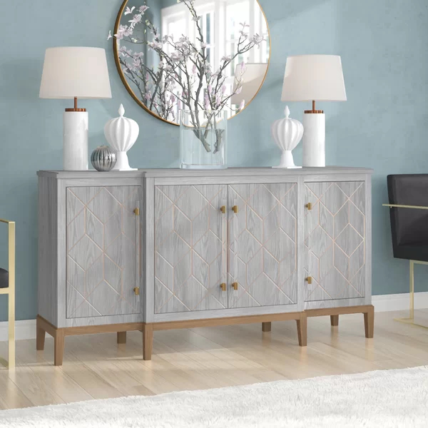 """Kidham 68"""" Wide Sideboards With Regard To Popular Rosson 68"""" Wide Sideboard (with Images) (View 4 of 20)"""