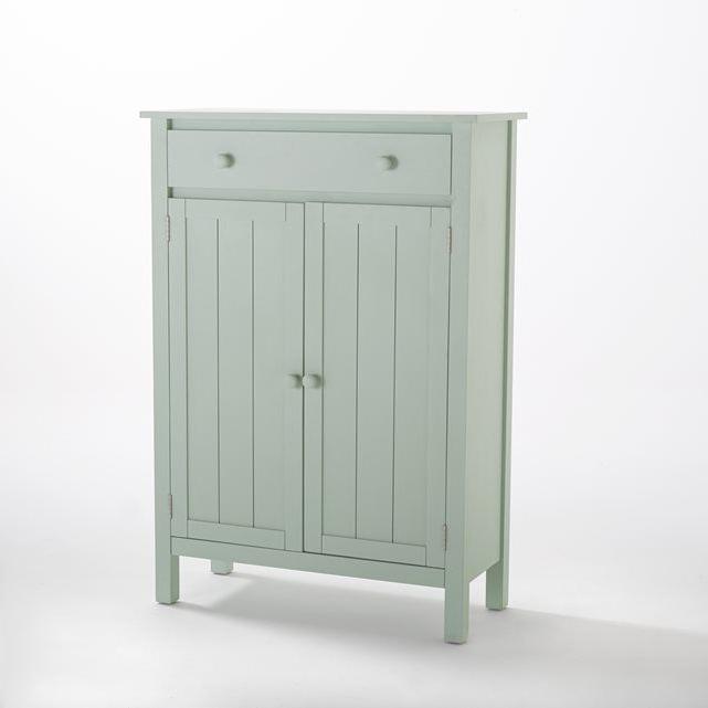 "Kinston 74"" Wide 4 Drawer Pine Wood Sideboards For Current Perrine 2 Door/1 Drawer Parisian Sideboard (View 8 of 20)"