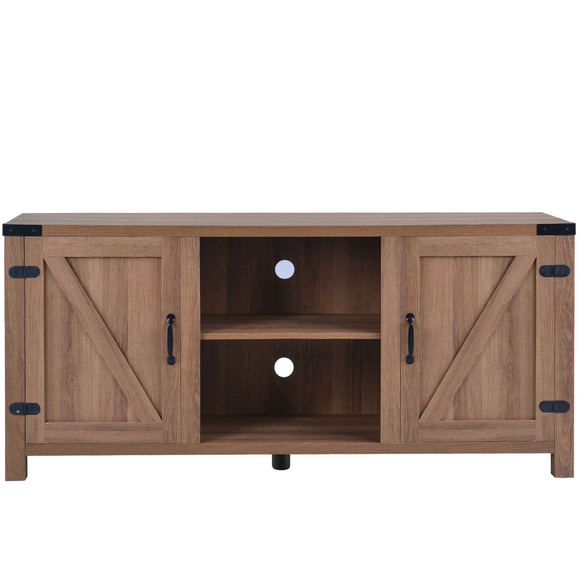 """Labarbera Tv Stands For Tvs Up To 58"""" Within Well Liked Farmhouse 58'' Tv Stands With Adjustable Leg, Segmart (View 19 of 20)"""